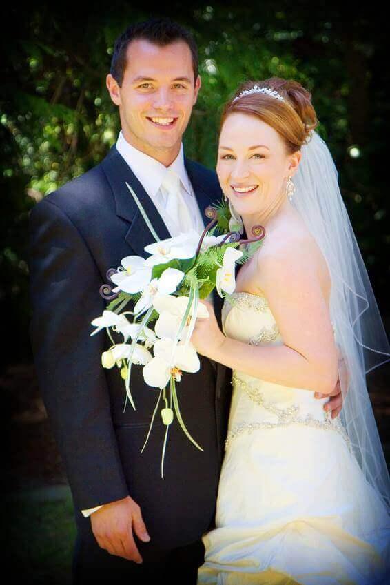 חיוכים של יום החתונה